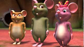 3 Famous Rats-Moral Stories for Children Hindi