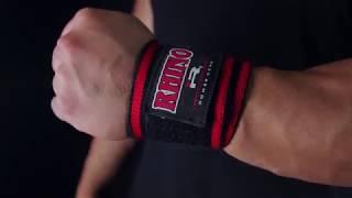 Rhino Wrist Wraps | Iron Rebel
