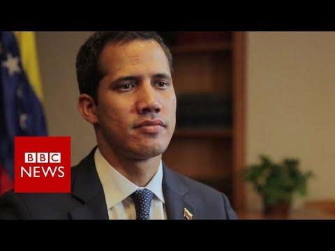 Xxx Mp4 Guaidó We Want Genuinely Free Elections In Venezuela BBC News 3gp Sex