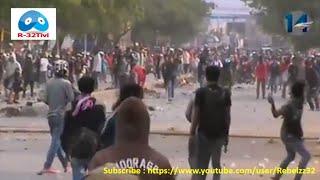 """Aksi Brutal Mahasiswa Makassar  VS  Warga """" Tolak Kenaikan Harga BBM """""""