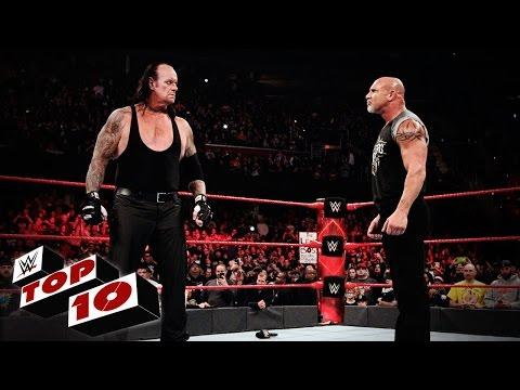 Top 10 Raw moments: WWE Top 10, Jan. 23, 2017