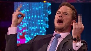 Chris Pratt used to chant WHAT every morning? - The Graham Norton Show