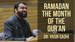 Ramadan the Month of the Qur