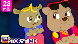Bad Dog in the Beach Prank | Cutians Cartoon Comedy Show For Kids | ChuChu TV Funny Prank Videos