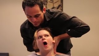 Dr. Ian - PAINFUL migraine - FIXED by Gonstead Chiropractic