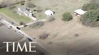 Texas Mom Arrested After Kids Found Locked In Dog Cage And Covered In Feces | TIME