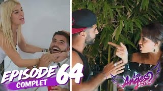 💸 Les Anges 9  (Replay) - Episode  64 : Mélanie embrasse Antho / Clash Rawell vs Thomas