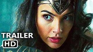 "WΟNDER WΟMAN ""Diana Prince"" Trailer (2017) Gаl Gаdot Action Movie HD"