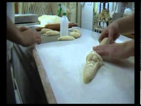 Arte y figuras de pan