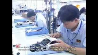 Visit at the Shenzhen's CMC Factory