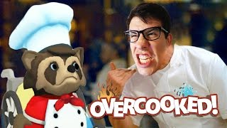 HELL'S KITCHEN - Overcooked Gameplay