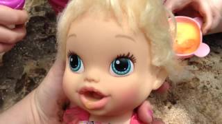 Kids Toys-baby alive my baby all gone hannah's Adventure