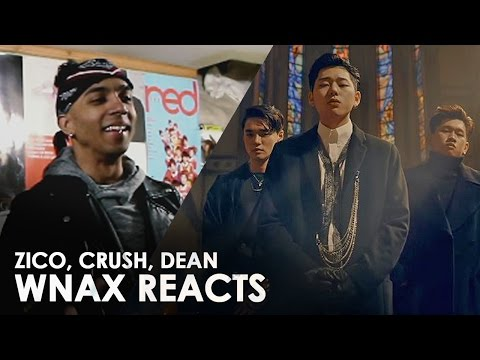 Download ZICO - BERMUDA TRIANGLE [ FT. CRUSH, DEAN ] REACTION VIDEO #wnax