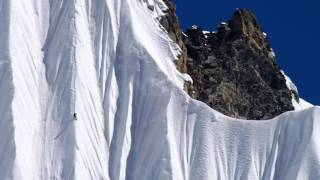 Snowboard Legend Rides 20,000 Ft. First Descent