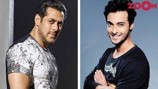 Aayush Sharma to star in Salman Khan
