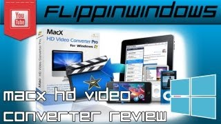 MacX HD Video Converter for Windows