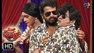 Hyper  Aadi Raijing Raju Performance | Jabardsth | 28th September 2017| ETV  Telugu