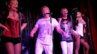 Formerly of Bucks Fizz - Making Your Mind Up - Royal Vauxhall Tavern, London - March 2017