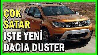 Dacia Duster 2 2018 haber ve ilk tanıtım videosu