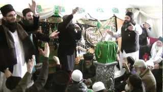 Punjabi Naat May Ta Raj Raj Khushiyan Manaava by Qari Shahid Mehmood Sb 13-02-13