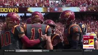 Iowa vs Iowa State Football Highlights