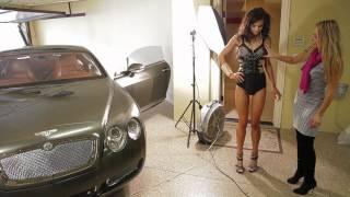Playboy Playmate Veronica LaVery  and Playmate Irina Voronina Photoshoot