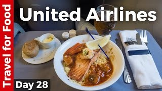 United Airlines Business Class from Lisbon to New York City (and NYC Pizza)