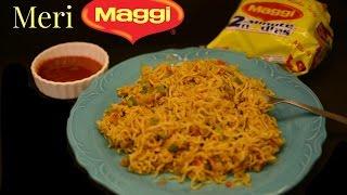 Masala Maggi Recipe | Maggi banane ki recipe Hindi Mea | Indian Street Style Egg Noodles
