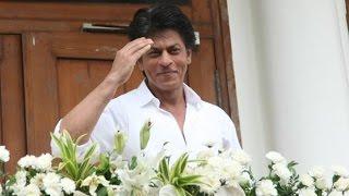 UNCUT Shahrukh Khan EID 2016 Special Press Conference | Eid Mubarak