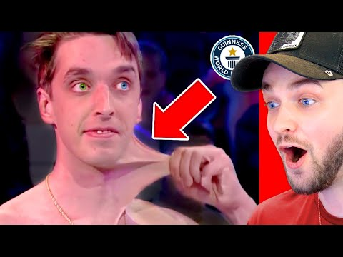 The WEIRDEST World Records of ALL TIME Must See