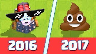 Funny Moments & Glitches & Fails | Clash Royale Montage #52