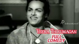 Veera Thirumagan | Tamil Movie Comedy | C.L.Anandan | Sachu