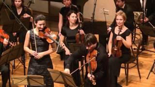 ZAGREB KOM 5 • W. A. Mozart: Sinfonia concertante, K 364 - 3. Presto