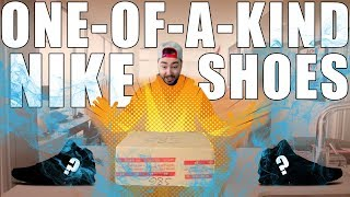 UNBOXING ONE-OF-A-KIND Shoes From NIKE!