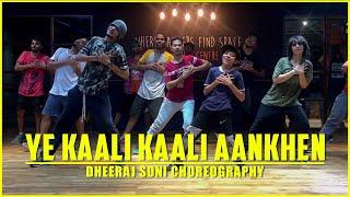YE KALI KALI ANKHEN | DHEERAJ SONI | LOCKING | BIG DANCE CENTRE