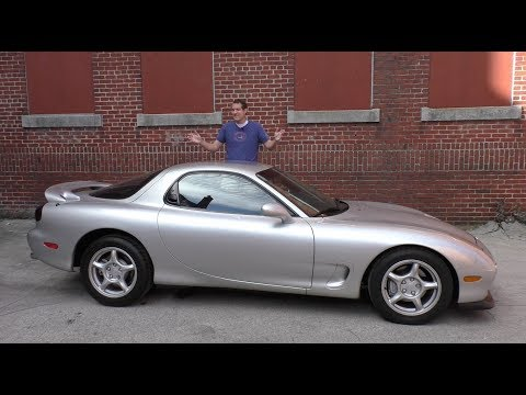Here s Why the 1990s Mazda RX 7 Is Getting Really Expensive