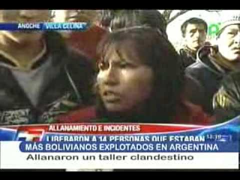 BOLIVIANOS EXPLOTADOS EN ARGENTINA.flv