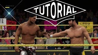 WWE 2k17 -Quick Tips-How to earn  Rival Point (Tutorial)