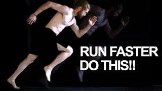 How To Run FASTER | Do This 1 Exercise