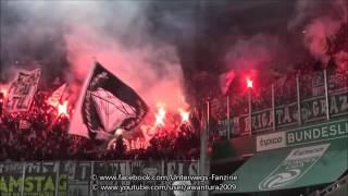 SK Rapid Wien-SK Sturm Graz 2016/17 (20 Jahre Tornados Rapid)