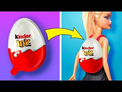 Xxx Mp4 26 FANTASTIC DIY CRAFTS FOR YOUR BARBIE 3gp Sex