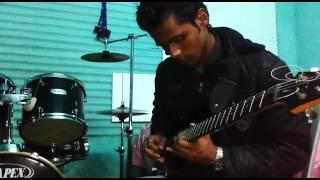 Mantra Band Guitar Solo by PraKash Majhi