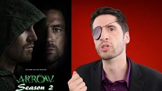 Arrow season 2 review