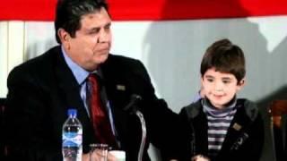 Federico Danton: 'No se les pega a los niños, se les quiere'