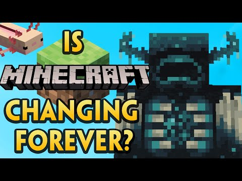 Why The 1.17 Cave Update Will Change Minecraft Forever