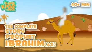 Prophet Ibrahim(AS) | Prophet Ibrahim Story | Islamic Cartoon | Islamic Kids Videos