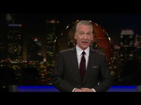 Monologue Repeal and Disgrace Real Time with Bill Maher HBO