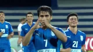 JSW Bengaluru FC 2-3 Altyn Asyr (AFC Cup 2018 Inter-Zone Semi-finals - First Leg)