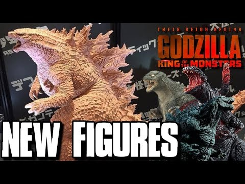 Xxx Mp4 X Plus Figure Reveal Godzilla King Of The Monsters 3gp Sex
