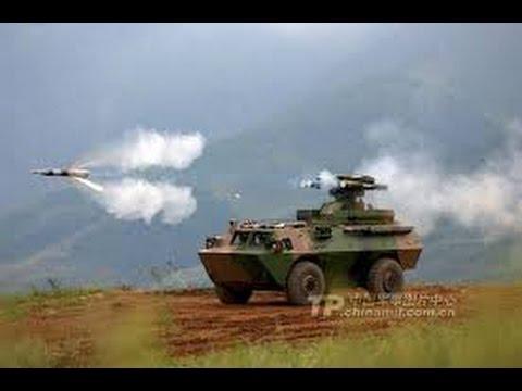 HJ-9A -  China's tank killer